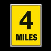 4miles
