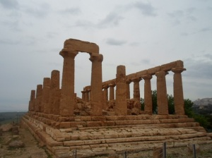 Blank Temple