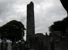 Round Tower Monasterboice Co Louth