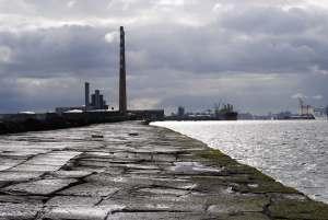 Ringsend chimneys May 2013