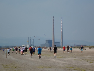 Ringsend Chimneys and Runners