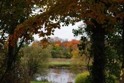 River framed
