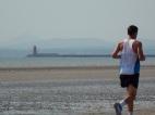 Runner and Poolbeg Lighthouse