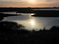 Sunset Dunany Co Louth