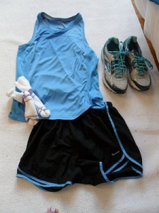 Lay Out Gear