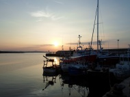 Fishing Boats, Clogherhead, Co Louth
