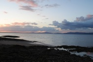 Cooley Mountains from Salterstown Co Louth