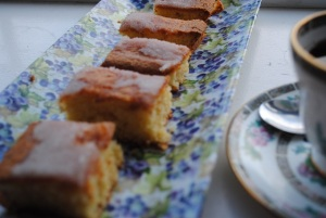 Lemon Drizzle-well, sorta