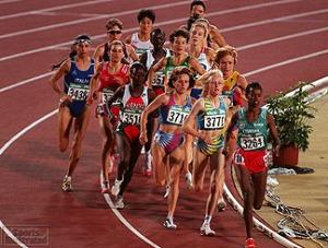 5,000 M Final Atlanta 1996