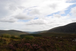 Another View of Glendalough Valley