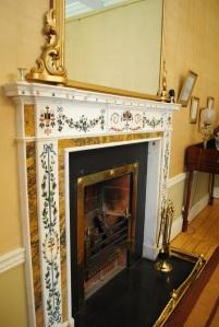 Avondale-Bossi fireplace