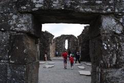 Cathedral at Glendalough