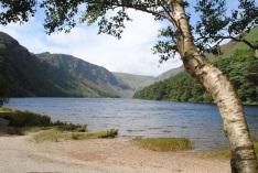 12.Glendalough-the Glen of the two lakes