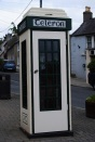 15..Disappearing Ireland-old telephone box Enniskerry