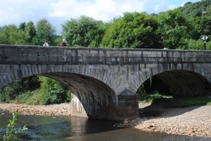 The Bridge into Avoca