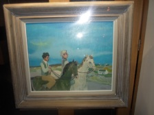 Gerard Dillon painting