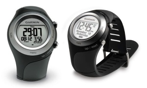 Garmin 405-no, not my one. This one`s working.