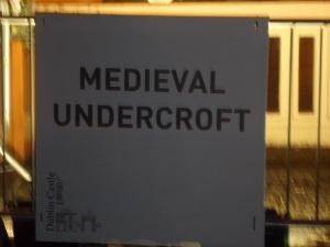 Mediaeval Undercroft