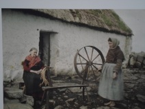 Spinning, Connemara