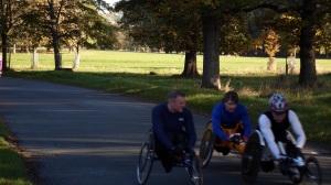 Leading Wheelchair athletes