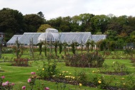 2.The Rose Garden and Glass House
