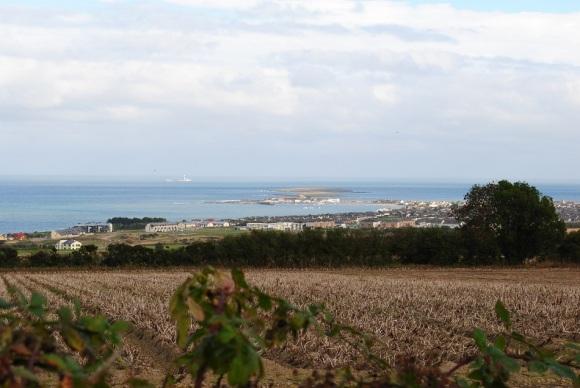 16. Overlooking Skerries