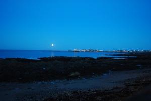 Moonlight on Skerries Bay