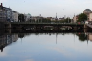Grattan Bridge River Liffey