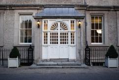 Doorway Royal Hospital Kilmainham