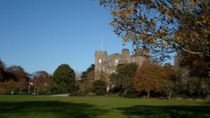 Malahide Castle and park