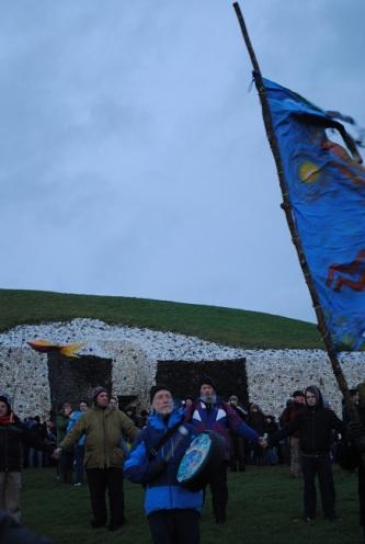 Bodhrán with Entrance