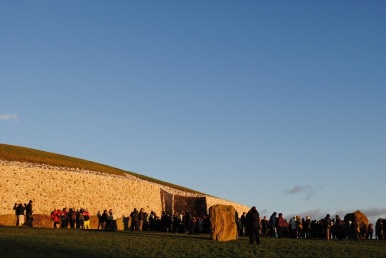 Newgrange Tomb, Co Meath, Ireland