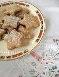 Gingerbread Stars