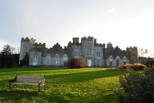 Rear view Ardgillen Castle