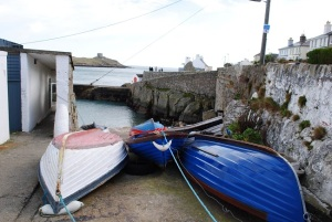 Fishing Boats, Coliemore Harbour