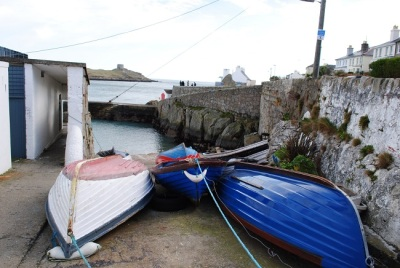 Fishinb Boats, Coliemore Harbour