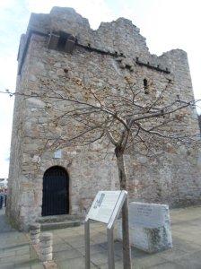 Archbold`s Castle Dalkey