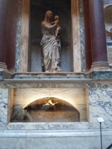 Raphael`s Tomb