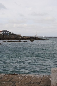 Ringsend from Dalkey