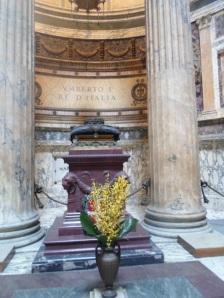 Umbertos tomb