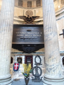 Vittor Emmanuelles tomb