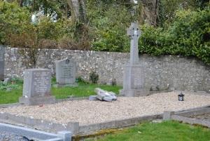 Corcoran grave