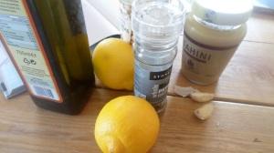 Ingredients hummous