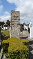 James Larkin grave