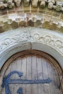Mermaid Clonfert Doorway