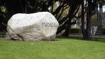 Parnell grave