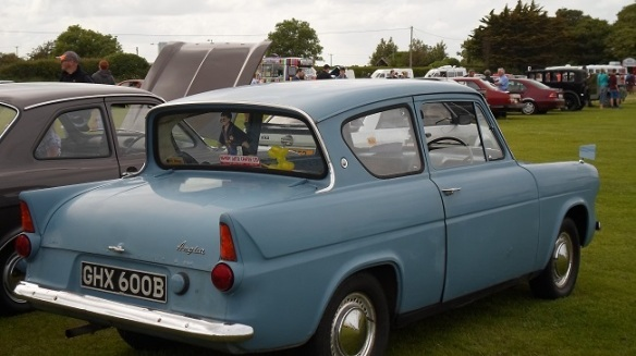 Rear View Anglia