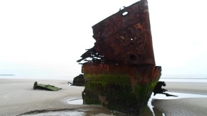 Baltray shipwreck