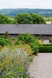 2. The Regency Garden at Bunratty Folk Park