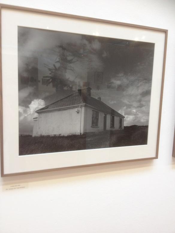 Amelia Stein Cottage with three windows